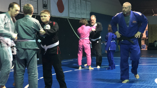 Youth Martial Arts Class in Altoona, PA