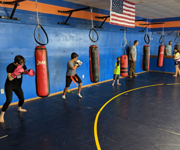 Kid's Adaptive Combatives
