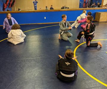Kid's Jujitsu
