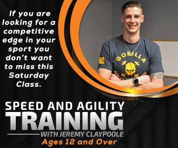 Kid's Speed and Agility Training