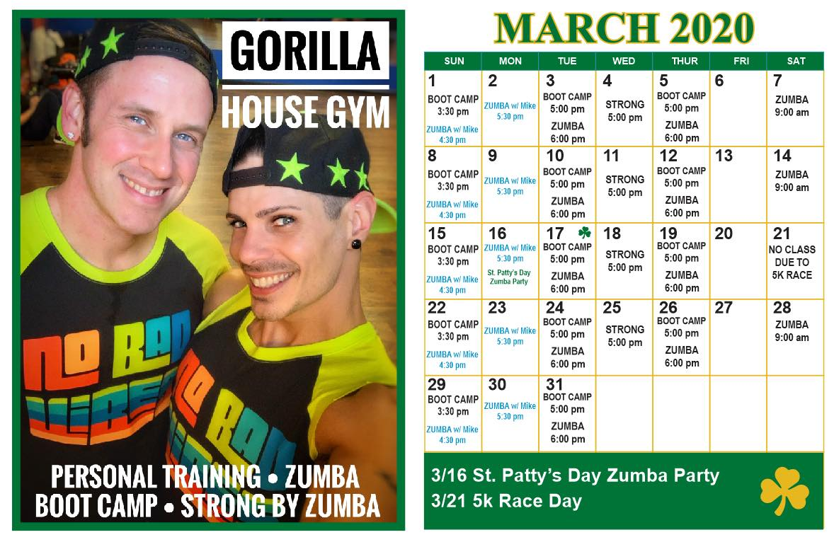 Zumba - The First Class is FREE!
